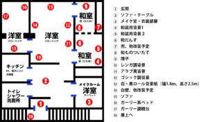 撮影スタジオ 見取り図 studio THE SHARAKU